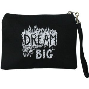 Statement Pouch Dream Big
