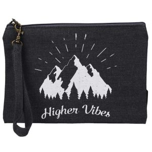 wristlet pouch higher vibes