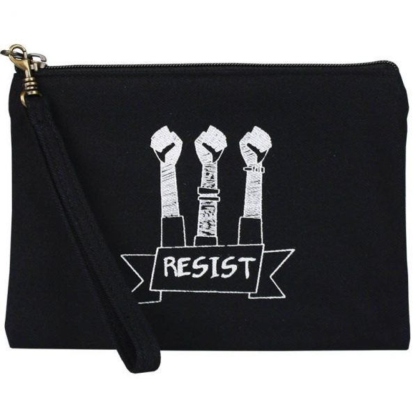resist wristlet pouch