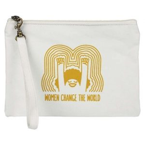 women world changer wristlet