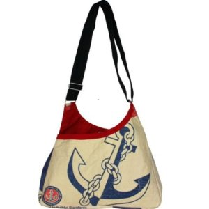 Cement Triangle Shoulder Bag Anchor