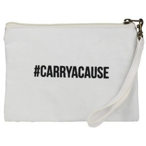 carry a cause fair trade pouch
