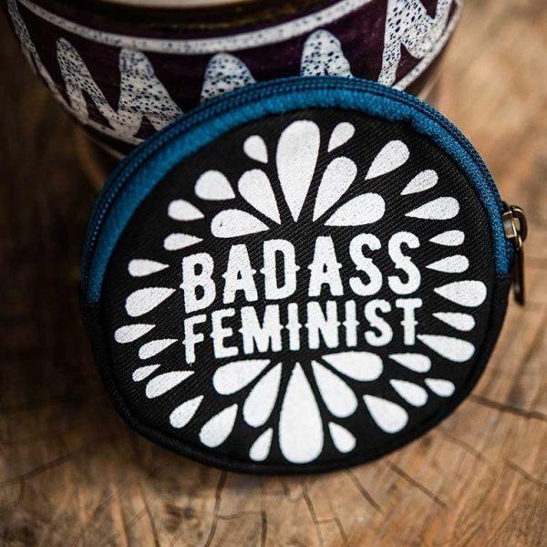 Statement Coin Purse Feminist