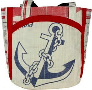 Anchor Recycled Cement Book Bag