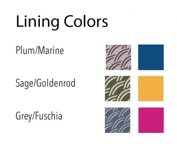 Lining Colors Swatch