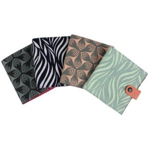 Cotton Wallet Floral Prints