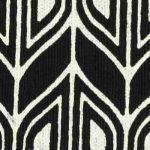 Black Petal Tile