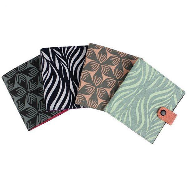 Cotton Wallet Floral Prints